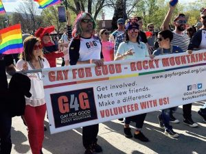 'Just pure love' — Gay for Good Rocky Mountains celebrates one year