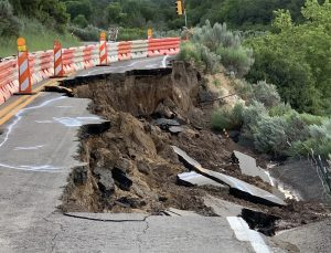UPDATE: CDOT partially re-opens one lane of Highway 325 to all travelers