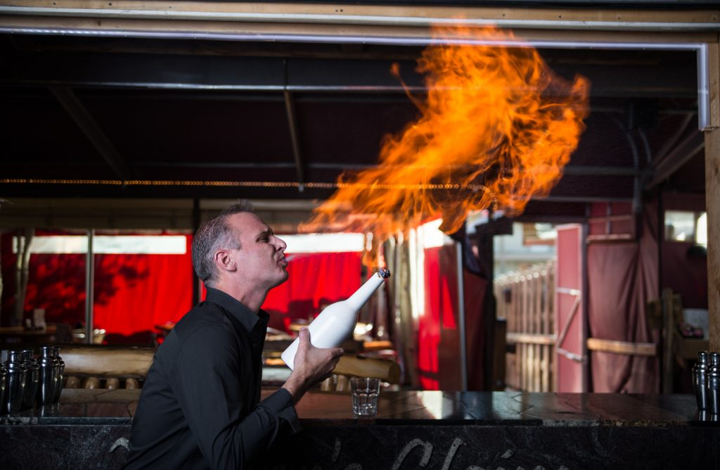 Voted 2019's best bartender by locals Christian Harra and company have kept Miner's Claim a hot spot to eat and drink for two decades.