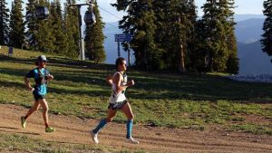 Eberly gets 'redemption,' wins Power of Four 50k trail run