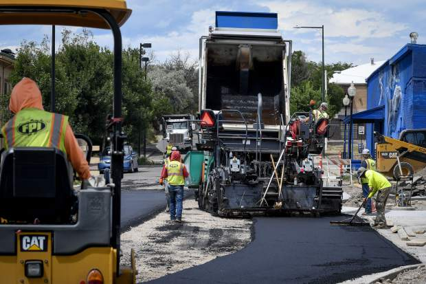 City of Rifle summer construction update