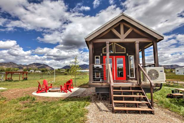 Phase 1 of newly approved Silt tiny home community is a go
