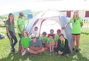 Steamboat high school student creates unique camp