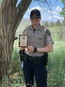 Kremmling wildlife manager becomes first female to win CPW shooting competition