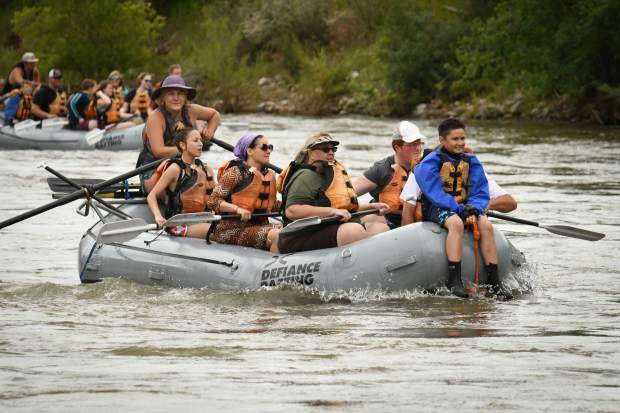 Guides: Best part of local rafting season starting this week