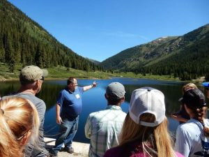 Big snowpack didn't translate to big water diversion from Upper Roaring Fork River this year