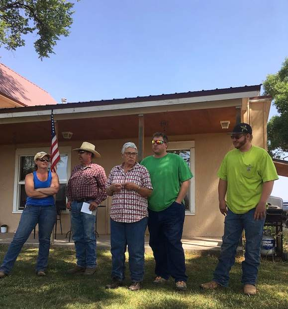 A visit to a Garfield County farm can be educational.