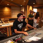 Glenn Frey music studio old snowmass