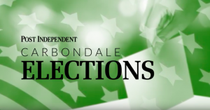Carbondale elections graphic