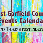 Post Independent Citizen Telegram events entertainment graphic