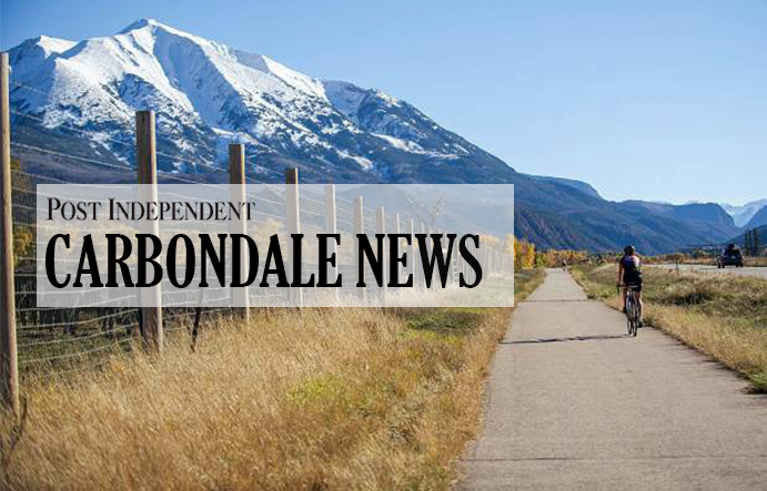 Post Independent Carbondale news graphic