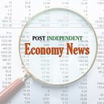 Post Independent Economy and tax news graphic