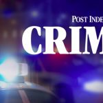Post Independent crime news graphic