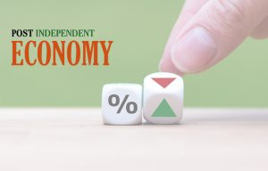 Post Independent Economy numbers tax news graphic
