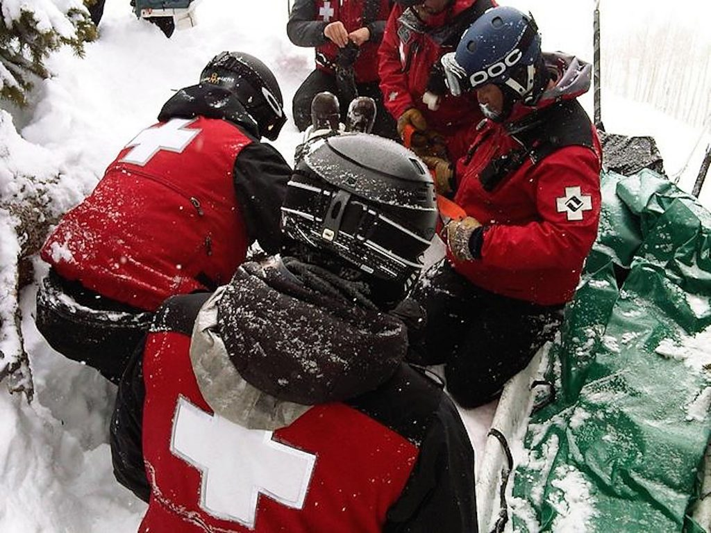 Meghan Buchanan was horrifically injured on a huge powder day in Vail's Back Bowls. Ski patrollers said they had never heard those kinds of screams come out of a human.
