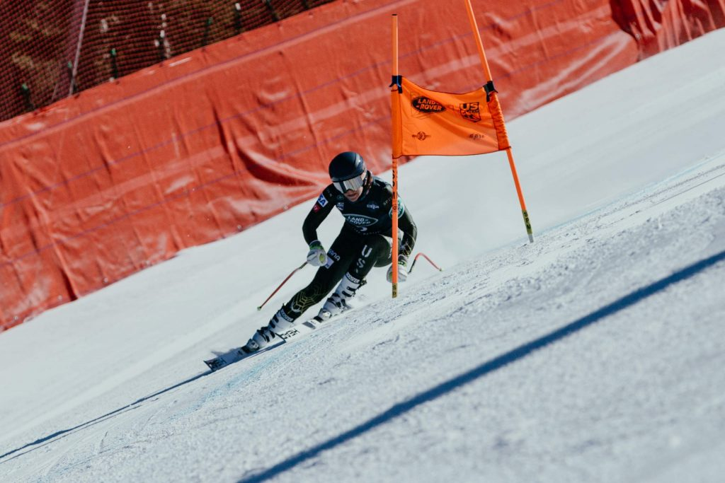 Alice McKennis takes part in the 2019 U.S. ski team training camp at Copper Mountain.The former AVSC skier from New Castle hopes to make one final Olympic push before her career comes to a close.