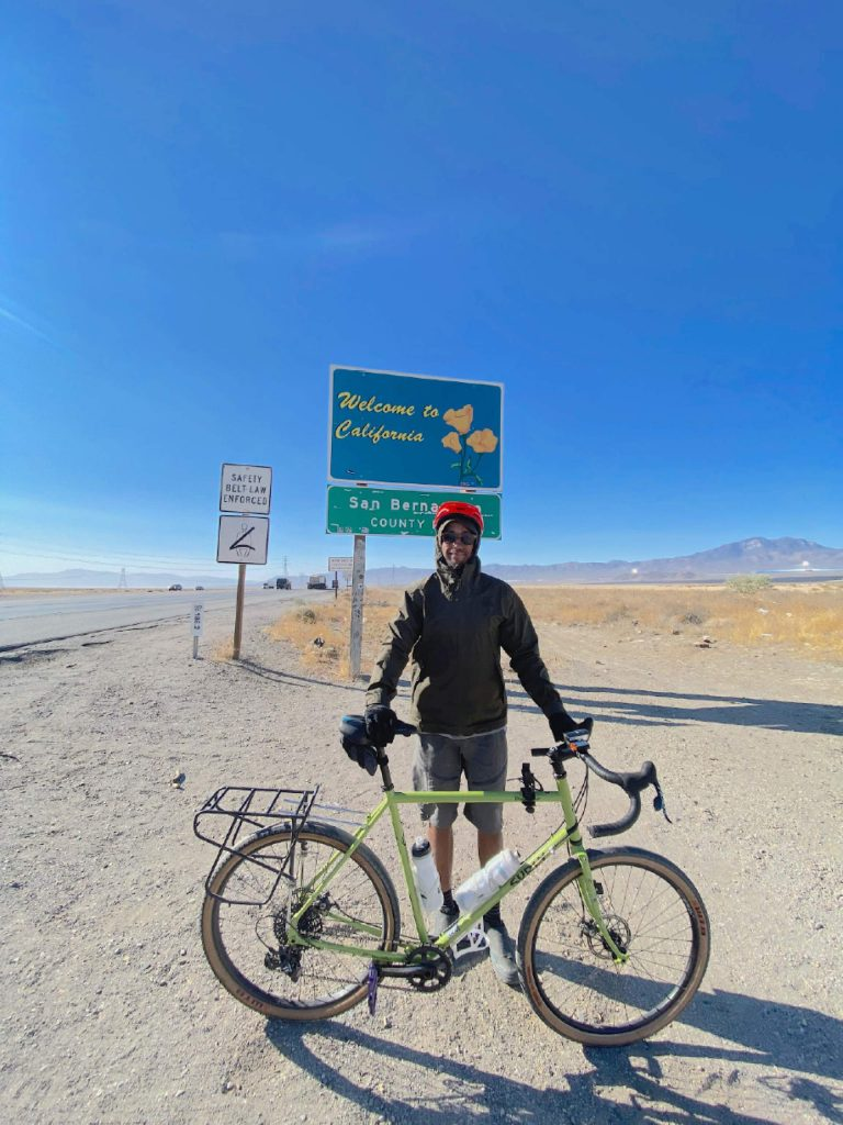 Roaring Fork Valley local Theo Williams rode his bike nearly 1,000 miles from Aspen to Santa Monica earlier this fall, raising about $25,000 for the Aspen Hope Center.